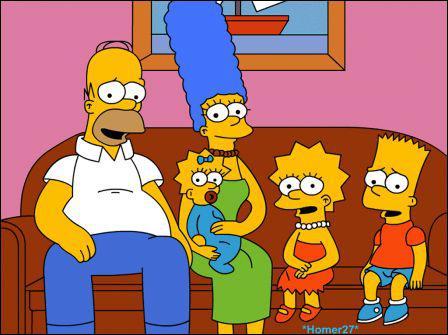 Combien y a-t-il de garçons dans les Simpson ?