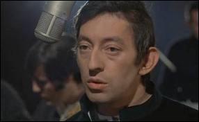 Dans quel film Serge Gainsbourg joue-t-il son propre rôle ?