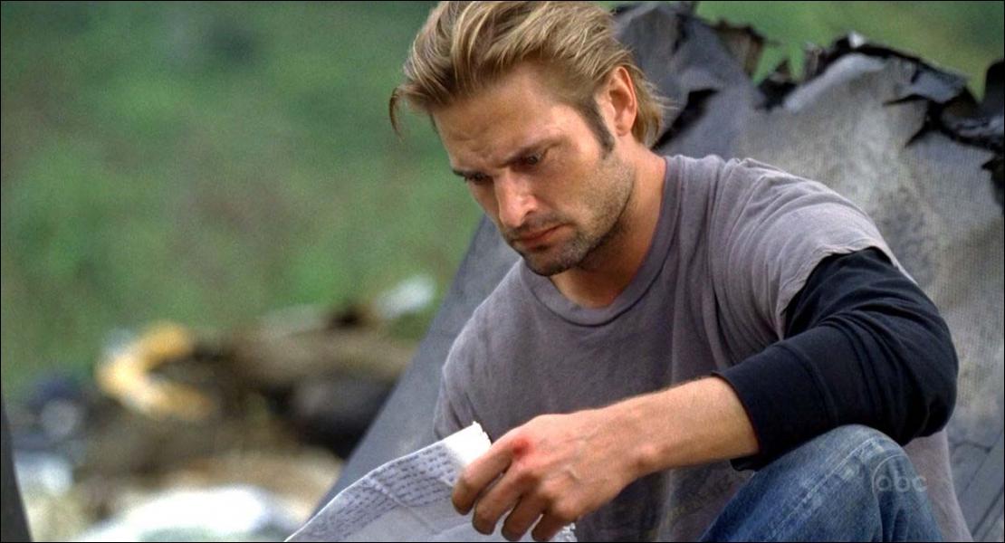 Episode 8, Transfert d'identité : de qui est la lettre que Sawyer garde toujours sur lui ?