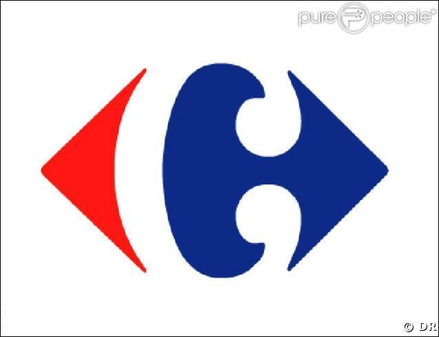 A quelle grande surface appartient ce logo ?