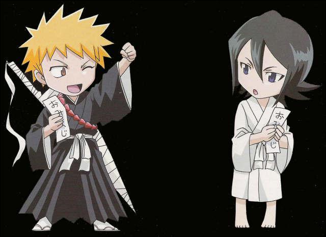 A la mort de Kaien, Rukia aurait très bien pu devenir lieutenant à sa place. Qu'est-ce qui l'en a empêché ?