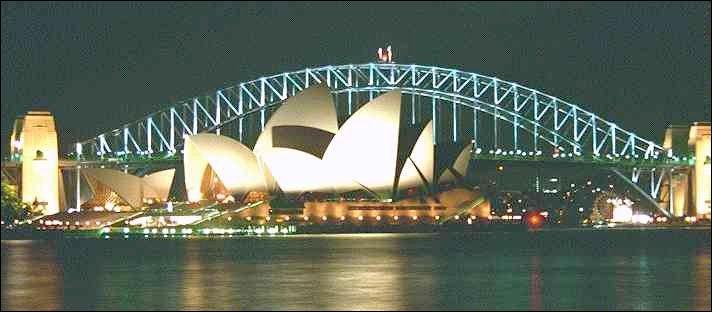 En Australie :