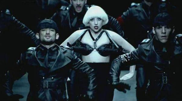 Lady Gaga Clip