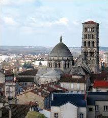 Les villes du Poitou-Charentes