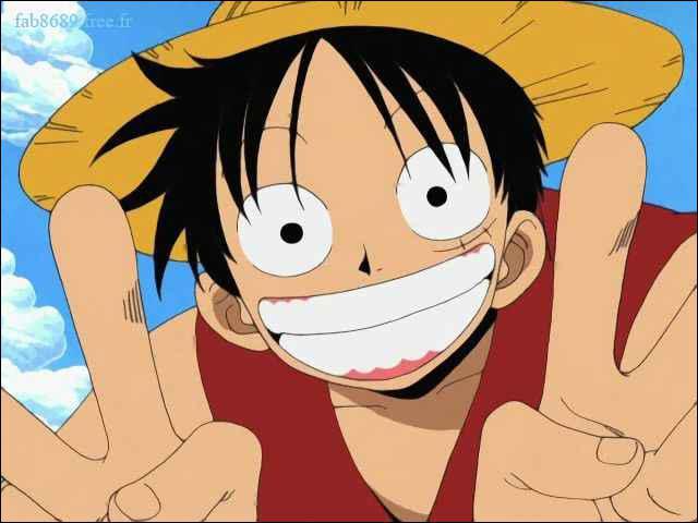 Luffy a failli se faire manger par quoi ?