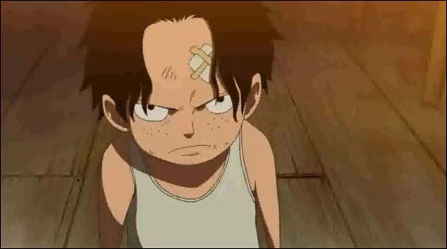 Quel est le nom de l'animal qu'Ace a tué quand Luffy arrivait chez Dadan ? ?