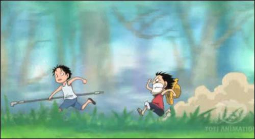 Pourquoi Luffy veut-il tant poursuivre Ace ?