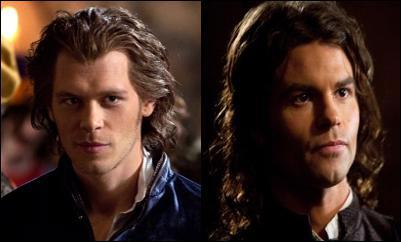 Que sont Klaus et Elijah ?
