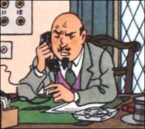 Avec celui Tintin n'ira pas en vacances, il s'agit de ... .