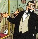 Les personnages secondaires chez Tintin