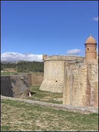 Comment appelle-t-on le fossé qui entoure le château ?