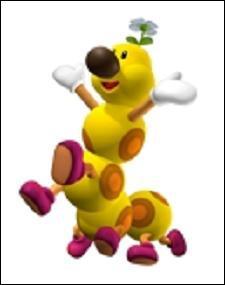 Dans Super Mario 64, Wiggler est ...