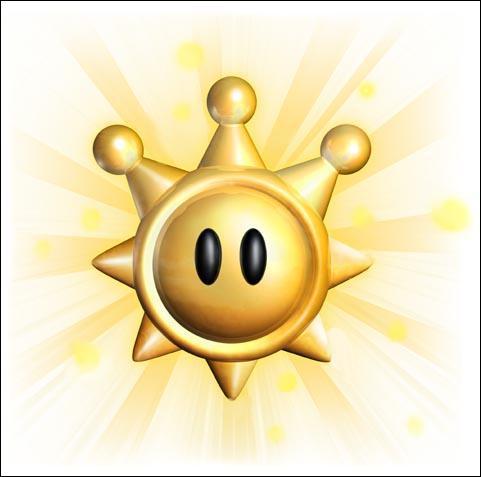 Dans lequel des 4 jeux faut-il collecter des soleils et non pas des étoiles ?