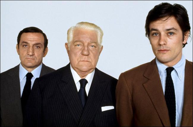 Il a fait parti du Clan des Siciliens avec Alain Delon et Jean Gabin.