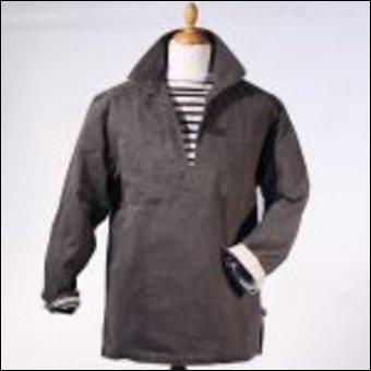 Quel mot désigne la blouse courte, qui constitue la tenue ordinaire des matelots et des quartiers-maîtres ?