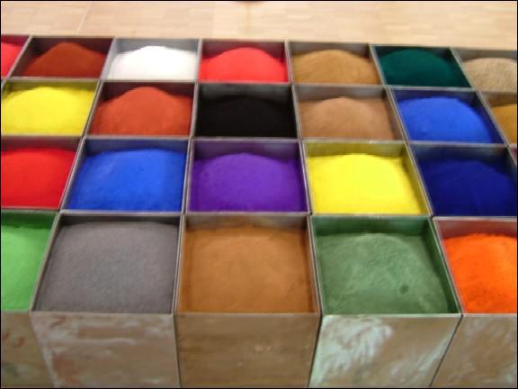 A quelle couleur fait référence l'adjectif 'rubicond' ?