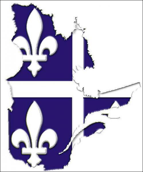 Au Québec, que désigne le mot 'menterie' ?