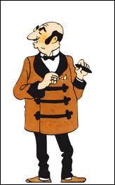 C'est le meilleur ennemi de Tintin :