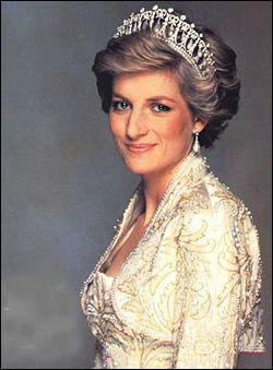 Comment s'appelle l'épouse du prince charles qui est décédée ?
