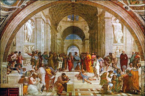 Donatello, Léonardo, Michelangelo et... : complétez ce quatuor de peintres célèbres de la Renaissance (et de tortues ninjas ! )