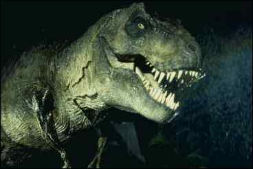 Dans lequel de ces films le Tyrannosaurus rex n'apparaît-il pas ?