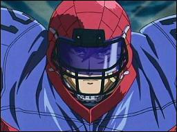 Quel Eyeshield 21 de l'équipe des Spiders de Bando va renoncer à son titre face à notre héros ?