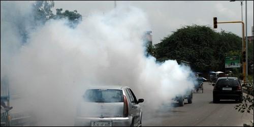 Lequel de ces moyens de transport est le moins polluant ?