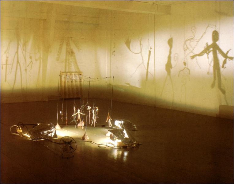 Dans quelle catégorie pourriez-vous classer cette oeuvre de Christian Boltanski ?