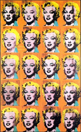 Parmi ces peintres, un seul a fait parti du mouvement 'Pop Art', influencé par les images médiatiques, la publicité, la bande dessinée, le cinéma, etc... lequel ?