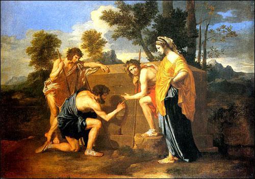 2 grands courants artistiques s'opposent pendant le XVII° s, l'un d'eux se caractérise par ses compositions ordonnées, les poses statiques de ses personnages et l'influence de l'Antiquité. Lequel ?