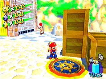 Trouvez l'erreur (spécial Mario)