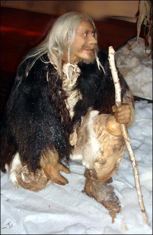 Les hommes de la préhistoire ne portaient que des peaux de bêtes pour se vêtir ?