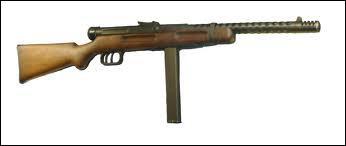 Quelle est cette arme italienne ?