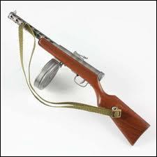Quelle est cette arme soviétique ?