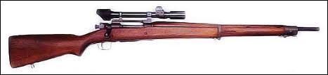 BONUS : De quelle nationalité est cette arme ?