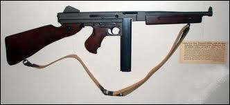 Quelle est cette arme américaine ?