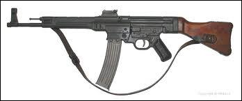 Quelle est cette arme de l'Axe ?