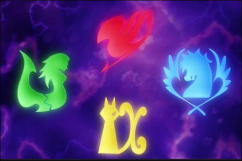 Quelles sont les 4 guildes qui font parties de l'alliance ?