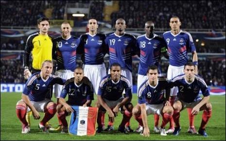 Quel est le meilleur frappeur de l'équipe de France ?