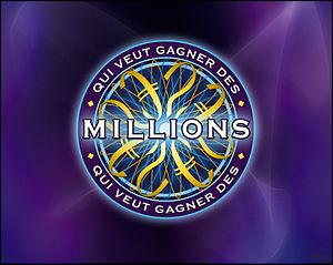 Qui est l'animateur de 'Qui veut gagner des millions ? ' ?