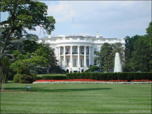 Quel est ce monument américain qui est la résidence des chefs du gouvernement américain ?