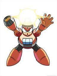 Megaman 4 : les ennemis boss