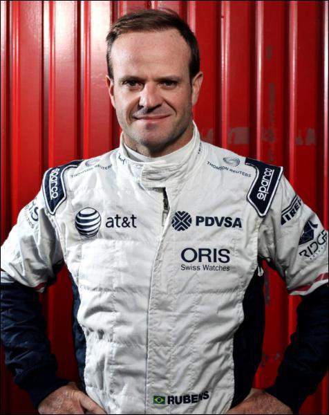 Qui est ce pilote de Formule 1 ?
