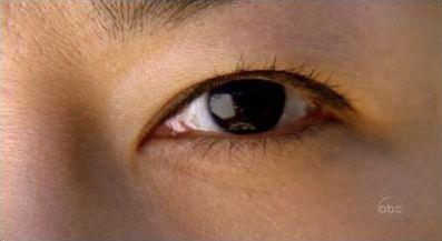 Mais à qui appartiennent ces yeux dans 'Lost' ?