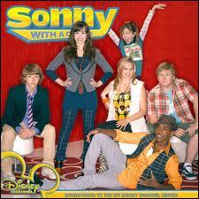 Comment s'appelle l'émission dans laquelle joue Sonny ?