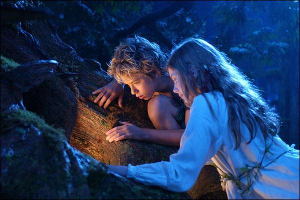 Dans Peter Pan le film, quel est le sentiment qu'éprouve Wendy pour Peter ?