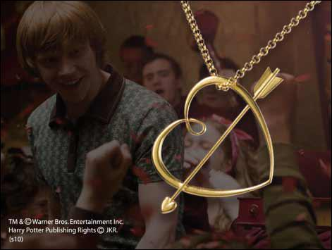 De qui Ron est-il amoureux dans le tome 6 ?