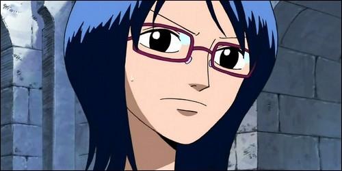 Tashigi est sous les ordres de Smoker mais à qui ressemble-t-elle ?