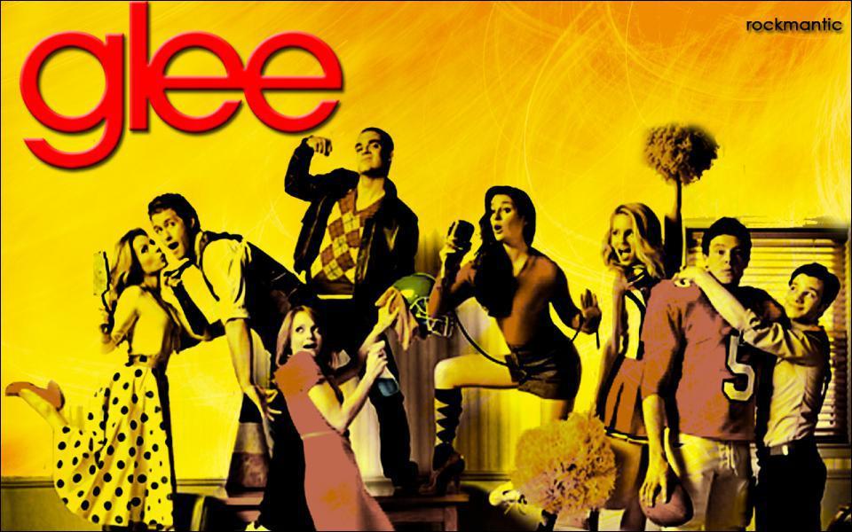 Partie 1, Présentation : Glee est une série...