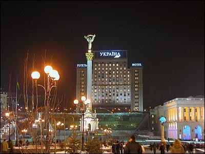 Quelle est la plus grande ville de l'Ukraine ?